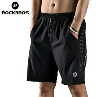 ROCKBROS Running Shorts Unisex Cycling Outdoor Exercise Gym Shorts Breathable