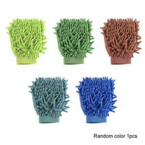 Microfaser Mikrofaser Handschuh Waschhandschuh Autowaschhandschuh SP