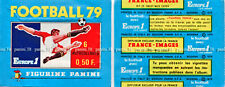 "ULTRA RARE !!! Pochette ""FRENCH FOOTBALL 79"" packet, tüte, bustina PANINI 1979"