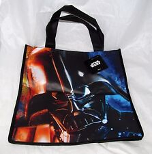 Disney Star Wars Black Tote Bag Sci-Fi Darth Vader Gift Halloween Party Favour