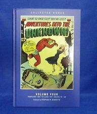 Adventures Into The Unknown Vol 4 PS Artbooks 1st Print
