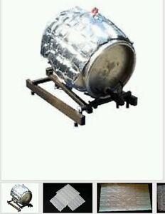 5 x ICE BLANKETS wedding bar festivals cooling cooler