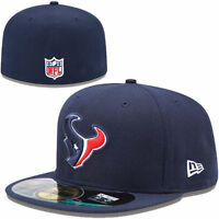 NWT New Houston Texans New Era 59Fifty OnField NFL Size 6 7/8 Fitted Hat Cap
