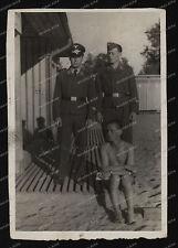 Foto-Luftwaffe-Athletik-Nackt-Nude-sexy-Soldat-Sport-Wehrmacht-1940-