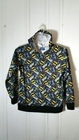 BATMAN PULLOVER HOODIE YOUTH XL LONG SLEEVE GRAPHIC