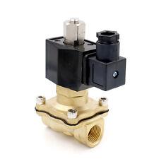 Elektrisches Magnetventil PT 1/2 Zoll 2 Wege 2 Position NO 2W-160-15K AC 220V