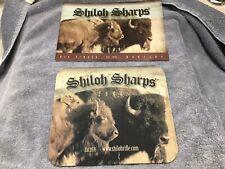 Vintage Shiloh Sharps 2008 Mouse Pad &2008 Color Catalog Collector Black Powder
