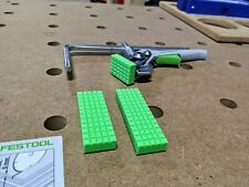 Festool Quick Clamp Upgraded Support Pads for MFT and Guide Rail Clamps