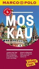 MARCO POLO Reiseführer Moskau von Katrin Scheib (2016, Taschenbuch)