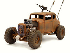 1:18 Custom Built Mad Max ELVIS 1932 Ford Blown Chevy 572 One Of A Kind