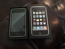 Apple iPhone 3G - 16GB - Black (Unlocked) A1241 (GSM)