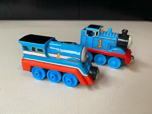Thomas The Tank Engine Streamlined Thomas Take N Play Train + Thomas