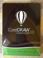 CDGSX8ITDP - Corel CDGSX8ITDP CorelDRAW Graphics Suite X8 DVD Box IT