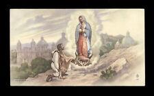 """santino-holy card""""""""ediz. FB****  n.168 MADONNA DI GUADALUPE"""