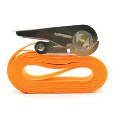 Heavy Duty Tie Down Cargo Strap Luggage Lashing Strong Ratchet Strap Belt Strong