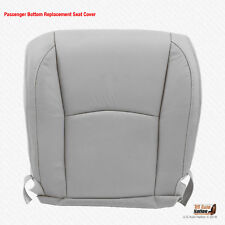 2007 2008 2009 Lexus RX330 RX350 RX400 PASSENGER Bottom Gray Leather Seat Cover