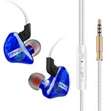 Fonge HIFI Earphone Super Bass Headphone Stereo Sport Running Headset With Mic