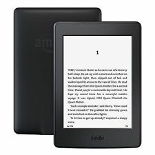Amazon Kindle Paperwhite 4GB, Wi-Fi, 6 inch - Black - B00QJDO0QC