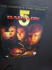 ***BABYLON 5 - COMPLETE SEASON ONE - (REGION 2)*** FREE P&P