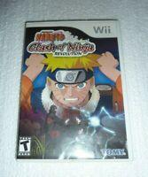 Naruto Shippuden: Clash of Ninja Revolution Nintendo Wii   S-23