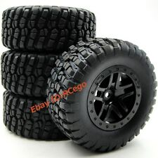 4pcs RC 1/10 short course tires 2.2/3.0 wheels Hex 12mm for Traxxas Pro-Line Car