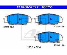 ATE Bremsbeläge Belagsatz Bremsklotz  Vorderachse  Honda 13.0460-5755  ATE 13.0