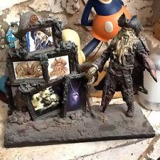 Pirates of the Caribbean Davy Jones Replica Scene