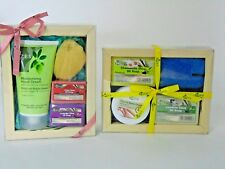 Idées Cadeaux - Set de Cadeau - Naturel Produits avec Huile Biologique D'Olives