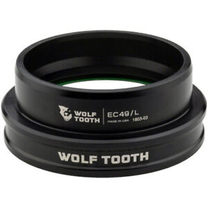 Wolf Tooth Components EC49/40 Lower Headset Black