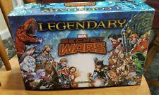 Legendary Marvel Secret Wars Volume#2 Upper Deck  Building game