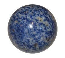 Sodalite Sphere Ball Reiki Healing Stone Table Décor Natural Stone Gift 60-65MM