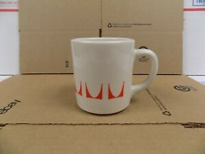 Vintage Herman Miller Logo Coffee Cup Made in USA