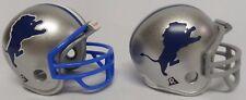 Riddell- NFL Pocket Pro Helmet Detroit Lions >2x Set w/Throwback