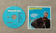 "CD AUDIO / VARIOUS INROCKUPTIBLES ""UNE RENTRÉE 2009 VOL. 2"" 2T CD COMPILATION"