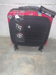 Mia Toro Pink Italy Mistico Underseat Luggage NWT