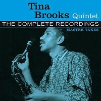 Tina (Quintet) Brooks - Complete Sessions [New CD] Spain - Import