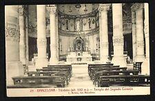 138.-BARCELONA -28 Tibidabo Templo del Sagrado Corazón (L.Roisini)