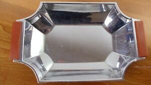 Art Deco Tablett Brotschale