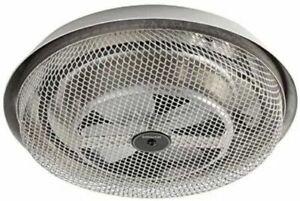 Broan-NuTone 157 Low-Profile Electric Fan Ceiling Heater 1250 Watt, NEW