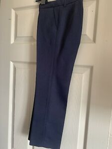 boys Navy school trousers age 7-8 New Outer