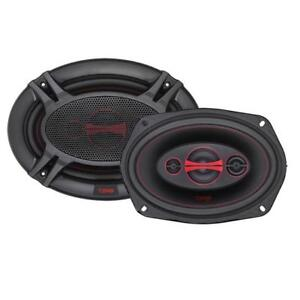 """DS18 GEN-X6.9 6x9"""" 4 Way Car Stereo Speakers 180W Max 4 ohm Coaxials(Set of 2)"""