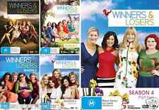 Winners and Losers SEASON 1 2 3 4 Part 1 & 2 : NEW DVD
