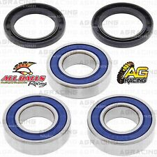 All Balls Rear Wheel Bearings & Seals Kit For Suzuki RM 125 2000-2008 00-08
