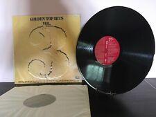 Golden Top Hits Vinyl LP~ Nr Mint ~ Various Artists ~ Relaxing Hits