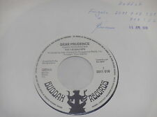 "The 5 Stairsteps-Dear Prudence - (BEATLES COVER) 7"" 45 Buddah PROMO archivio MINT"