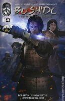 Bushido Way of The Warrior #4 Unread New Near Mint Image 2013 **29