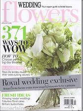 Wedding Flowers magazine Perfect blooms Budget tips Garden reception Fresh ideas