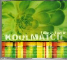 (AO23) I Like It, I Luv It, Kool Match - 1997 CD