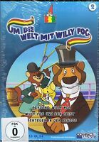 Um die Welt mit Willy Fog Vol.2 -  DVD NEU