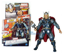 "MARVEL Legends Thor Modern Costume 6"" Figure Odin Terrax Wave 1 2012 Hasbro New"